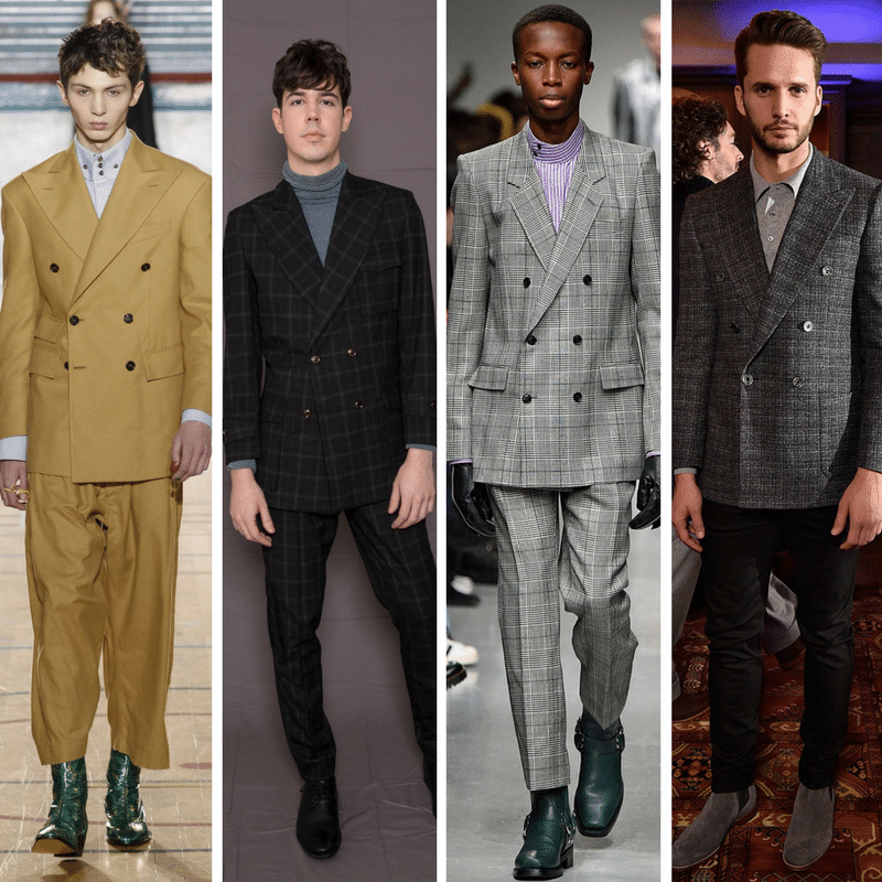 London Fashion Week Men's AW17 - Vivienne Westwood, Florin Dobre, John Lawrence Sullivan and Chester Barrie