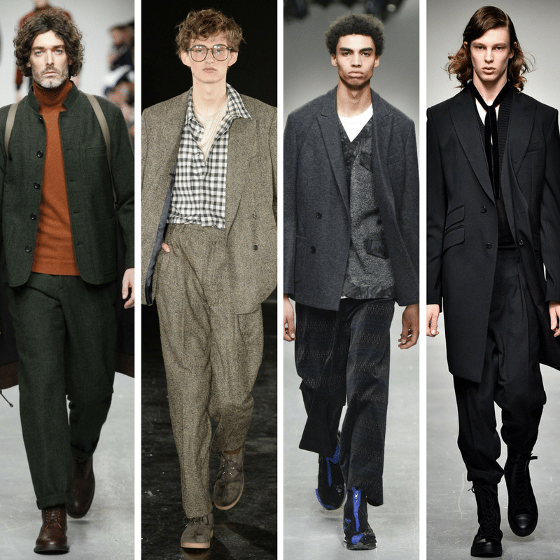 London Fashion Week Men's AW17 - Oliver Spencer, E Tautz, Casely-Hayford and Song Zio