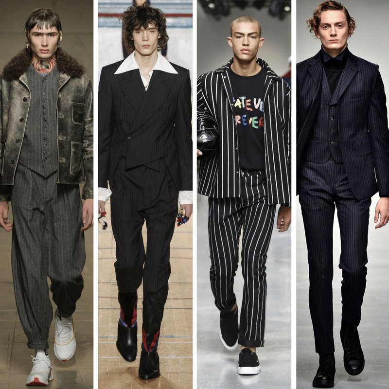 London Fashion Week Men's AW17 - Topman Design, Vivienne Westwood, Bobby Abley and Song Zio