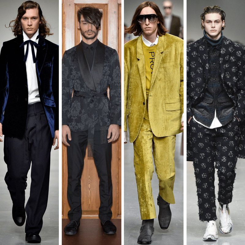 London Fashion Week Men's AW17 - Song Zio, Velsvoir, John Lawrence Sullivan and Casely-Hayford