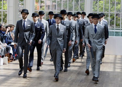 London Collections: Men at the Royal Opera House – June 201