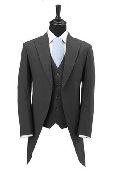The Morning Suit, not to be confused with the Morning Dress