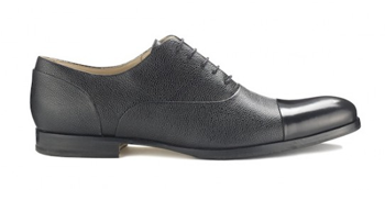 Mr Hare Patent Toe Oxford
