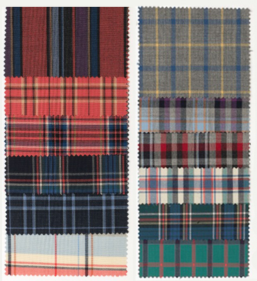 Just a few of the wide range of fabulous patterns available.