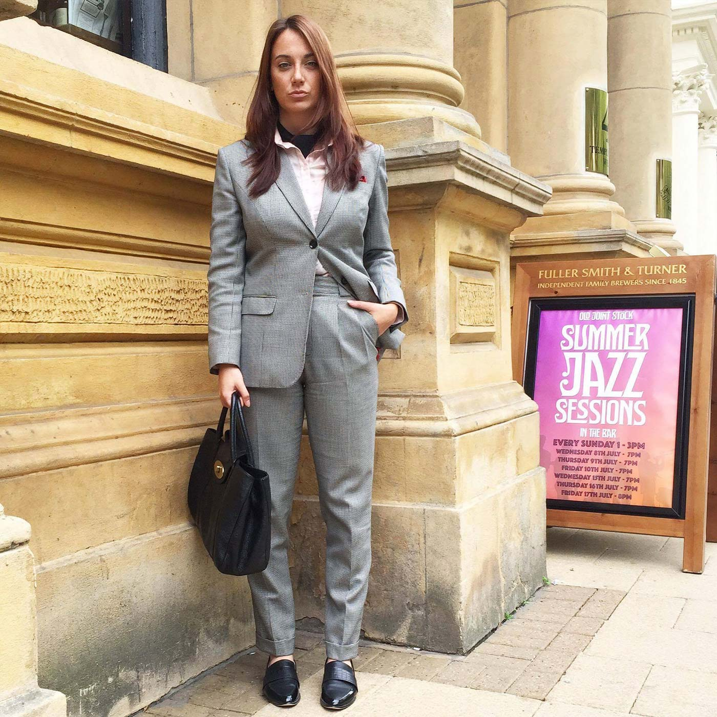 Women's Business Suits by King & Allen